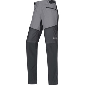 GORE WEAR H5 Windstopper Hybrid Pants Men black/terra grey